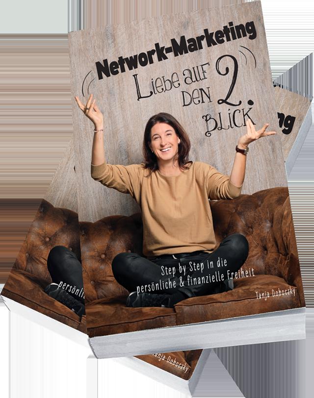 Tanja Doboczky - Network-Marketing - Liebe auf den 2 Blick